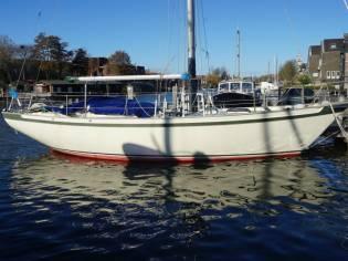 Tideway Boat Const. Ltd - U.K. Tradewind 35