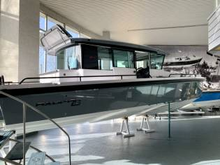 AXOPAR 37 CABIN 2x300HP