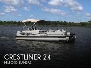 Crestliner LSI Angler 2485