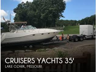 Cruisers Yachts 3675