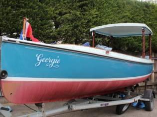 Creative Marine Frolic 21 Electric Launch