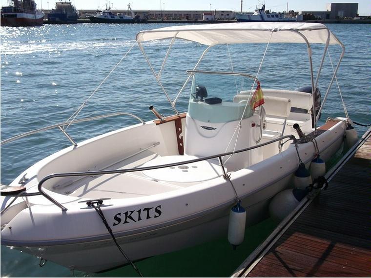 sessa key largo 19 in marina alicante speedboats used 68485 inautia. Black Bedroom Furniture Sets. Home Design Ideas