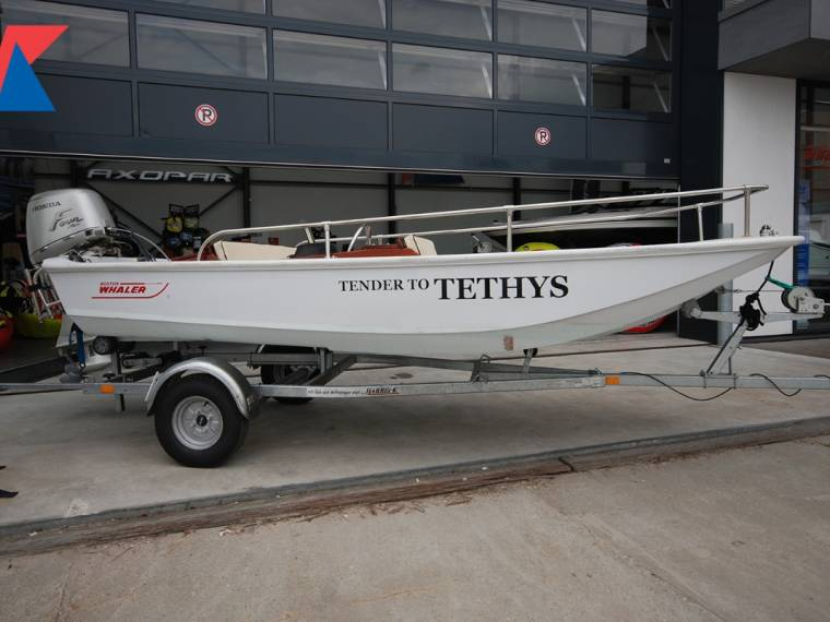 Boston Whaler 13 Sport in Friesland | Open boats used 01975 - iNautia