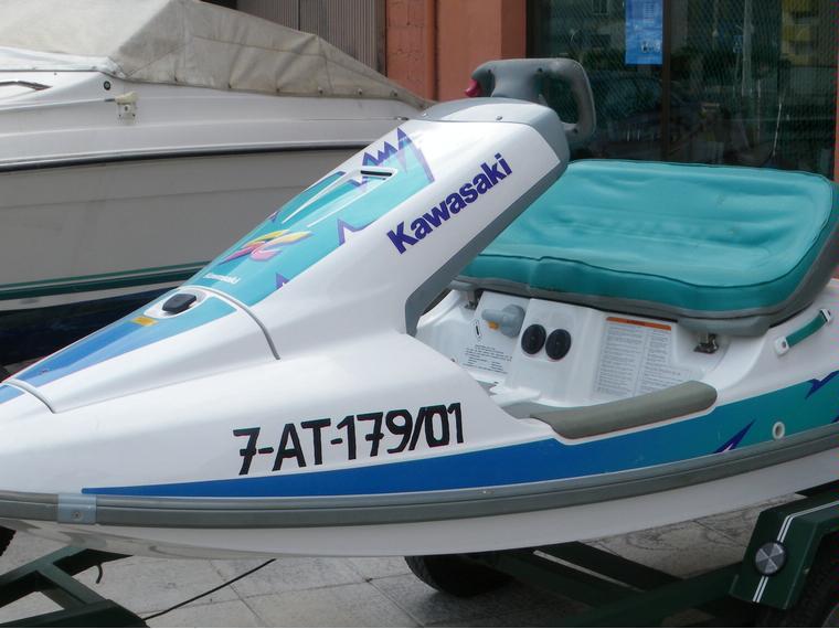 Kawasaki Sc Jet Ski For Sale