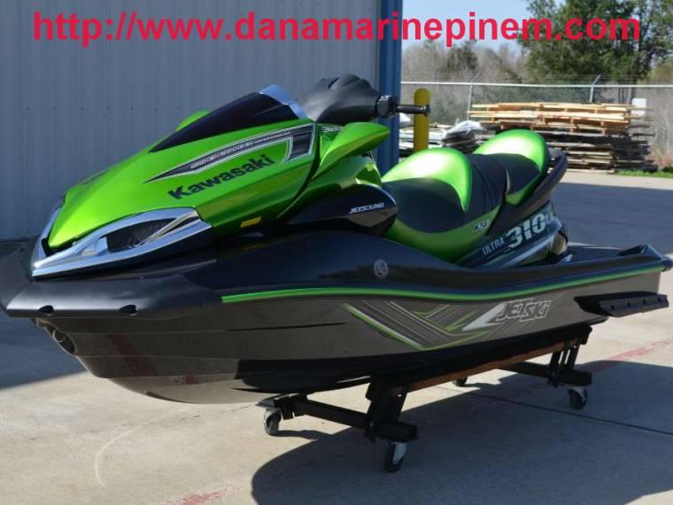 Kawasaki Ultra X Jet Ski For Sale
