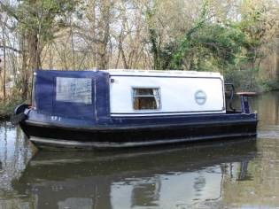 Sea Otter 21' Narrowboat