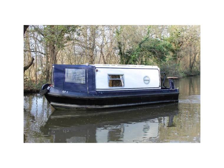 21' Narrowboat