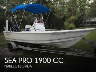 Sea Pro 1900 CC