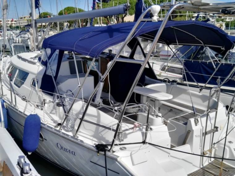 Jeanneau Sun Odyssey 40 Ds In Port Camargue Sailing Cruisers Used