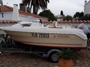 Quicsilver 470 Cruiser