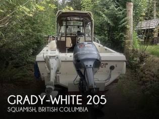 Grady-White Gulfstream 205