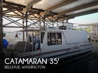 Catamaran Cruisers 35 Vagabond