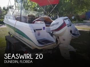 Seaswirl 201 Cuddy