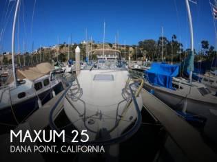 Maxum 25
