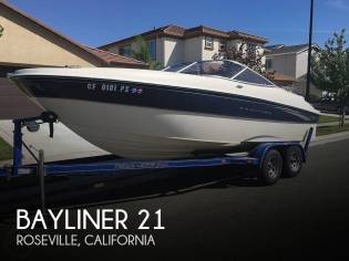 Bayliner 215 Capri