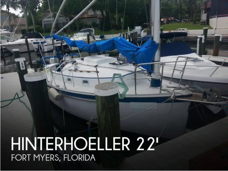Hinterhoeller Nonsuch 22 in Florida | Sailboats used 50545 - iNautia