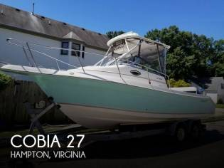 Cobia 312 Sport Cabin in Florida | Day fishing boats used