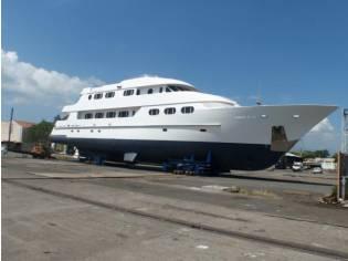 Ocean Pacifico Motor Yacht