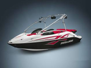 Sea Doo Speedster 200 Wake