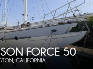 Hudson Force 50 Ketch