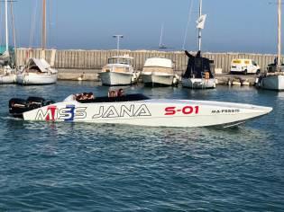 offshore  10 ore moto anno 2016  N. 2 Motori mercu