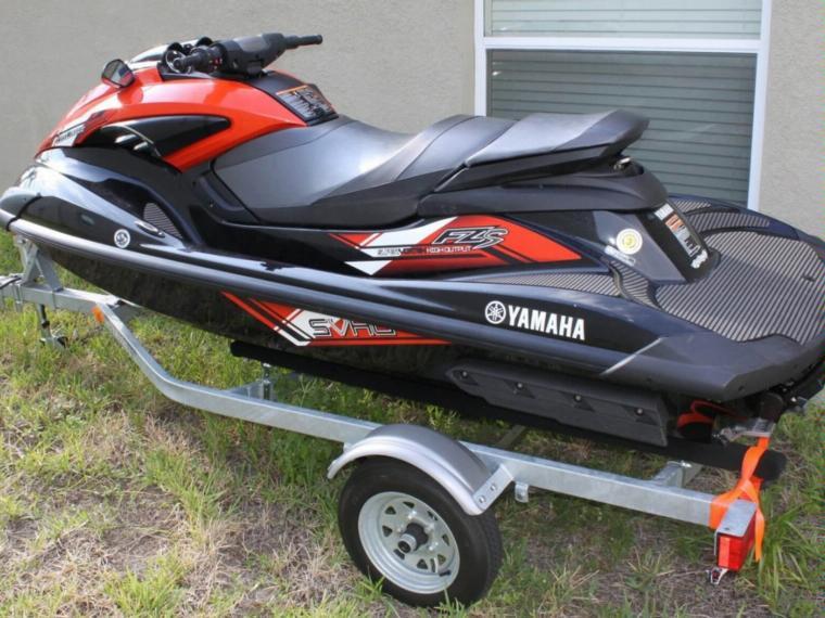 Yamaha 11 waverunner fzs in florida jet skis used 71024 for Yamaha jet ski waverunner