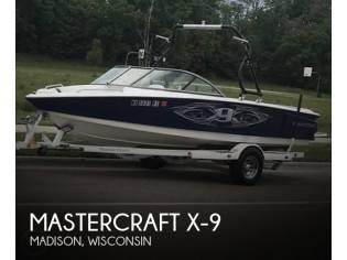 Mastercraft X-9
