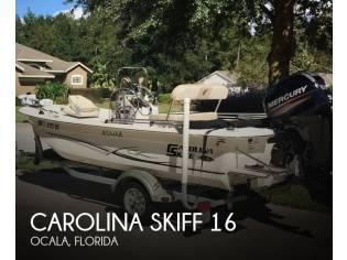 Skimmer Skiff 14 in Florida   Open boats used 00531 - iNautia