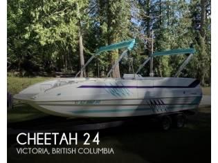 Cheetah FastCat 24