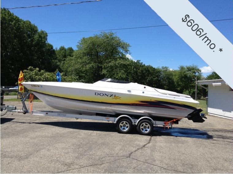 Donzi 28 ZX in Florida | Speedboats used 49541 - iNautia