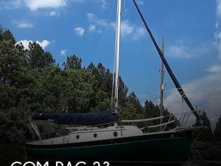 Com-Pac 17-2 Sun Cat in Florida   Day fishing boats used