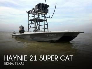 Haynie 23 Bigfoot in Florida   Open boats used 84852 - iNautia