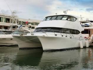 Dynamic 52 Catamaran