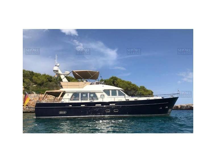 Silverline Trawler 1500