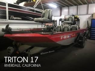 Triton 17 Tournament Sport