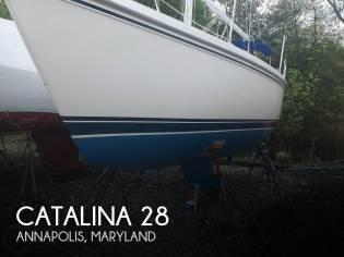 Catalina 28 Wing Keel