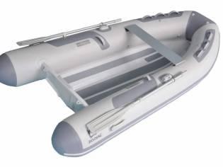 Zodiac Cadet 240 RIB Alu Tender AluminiumRumpf