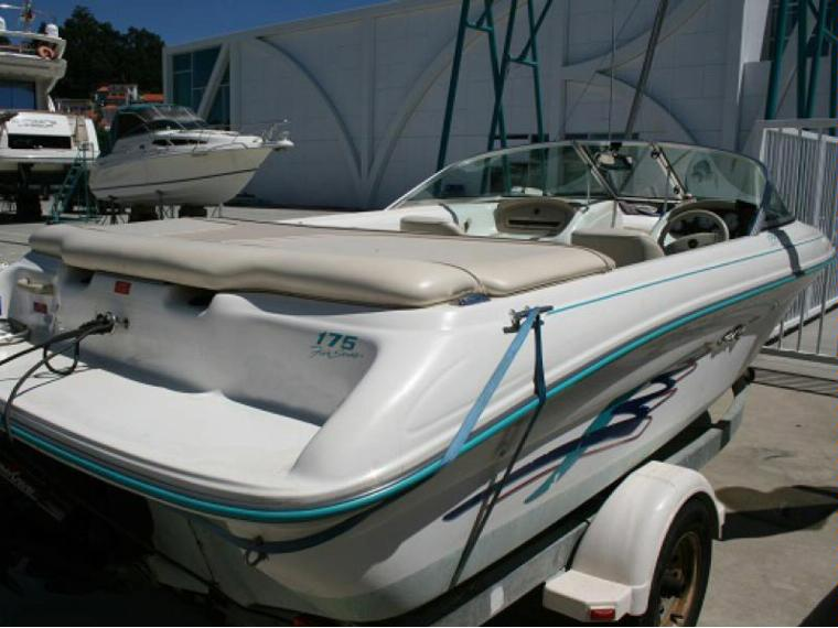 sea ray 175 five series in porto
