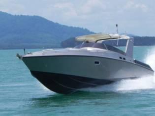 Custom Offshore Power Cruiser 46