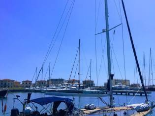Cantiere Frassi One Off 42 Cruising