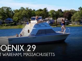 Phoenix 29 Convertible