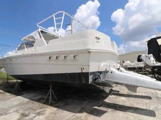 Marine Projects Grampian 50'
