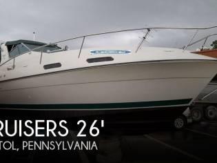Cruisers Yachts VEE-SPORT 2660