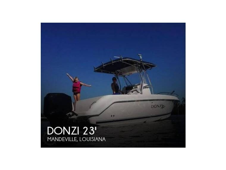 Donzi 23 ZF Center Console in Florida | Day fishing boats
