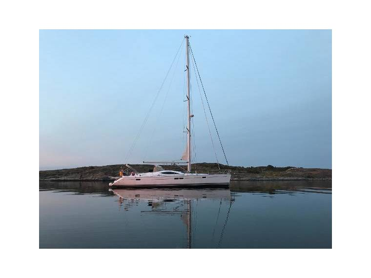 Jeanneau Sun Odyssey 54 Ds In Vastra Gotaland Sailing Cruisers