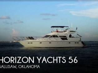 Horizon Yachts 58