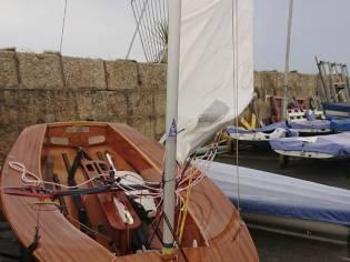 Barco solo
