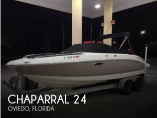 Chaparral 236 SSX