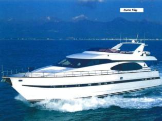 Azimut 78 Motor Yacht