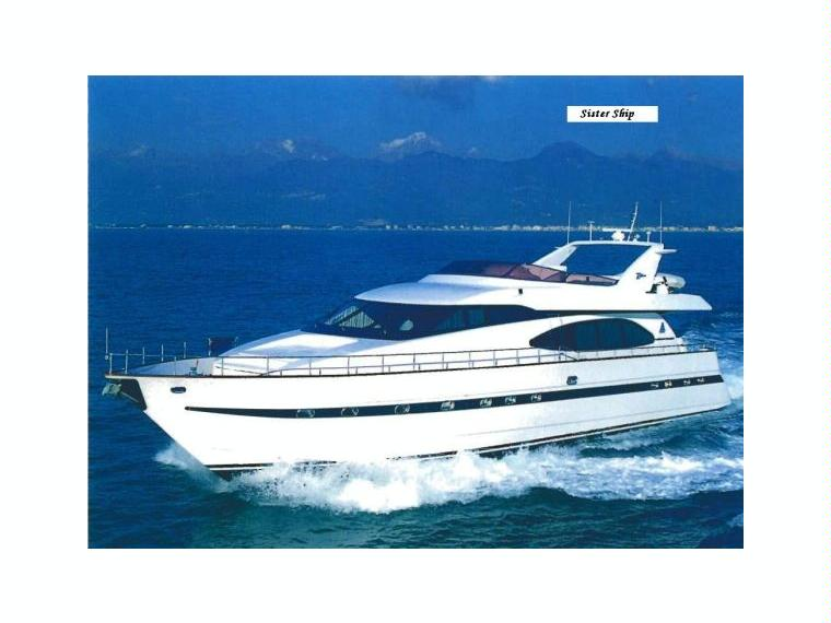 78 Motor Yacht